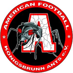 Königsbrunn Ants Logo