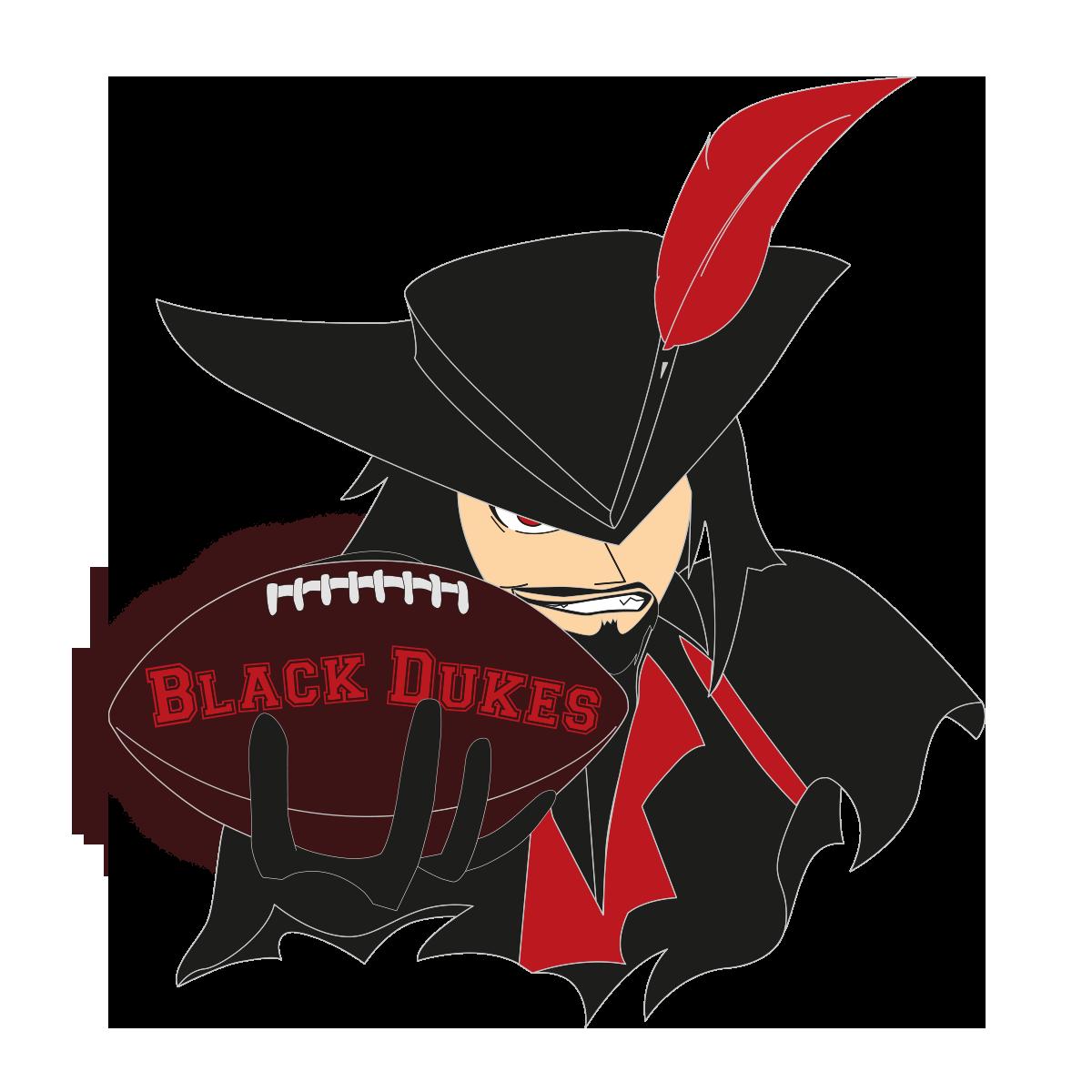 Coburg Black Dukes Logo